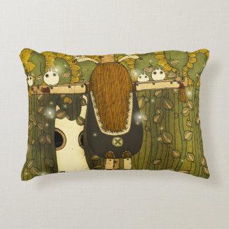 Starlight 2012  2 accent pillow