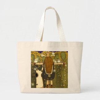 Starlight 2012  2 large tote bag