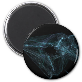 Starlight 2 Inch Round Magnet