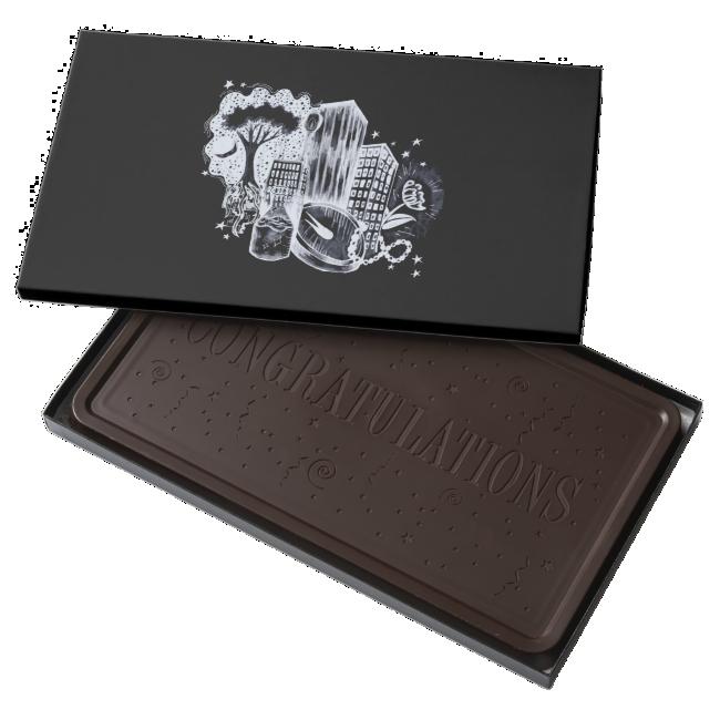 Starlight 2 Pound Dark Chocolate Bar Box