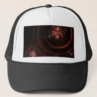 Starlight Abstract Art Hat