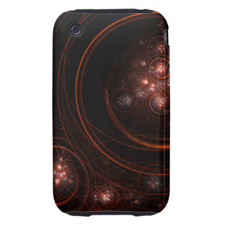 Starlight Abstract Art iPhone 3G / 3GS iPhone 3 Tough Cover