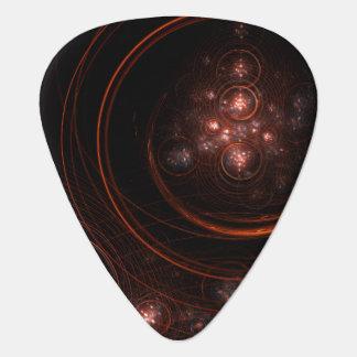 Starlight Abstract Art Standard Guitar Guitar Pick