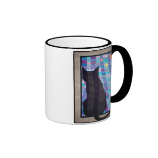 Starlight and Max quilt mug