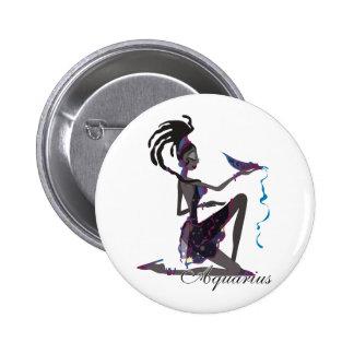 Starlight Aquarius Buttons