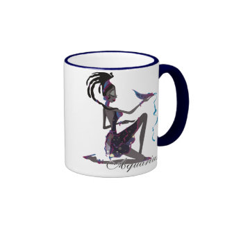 Starlight Aquarius Mugs