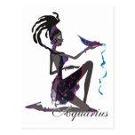 Starlight Aquarius Postcards