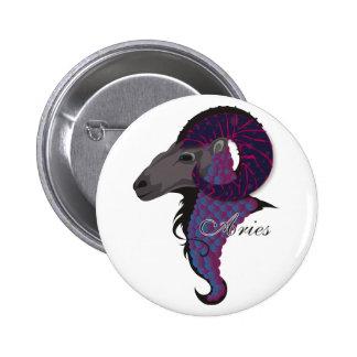 Starlight Aries Buttons