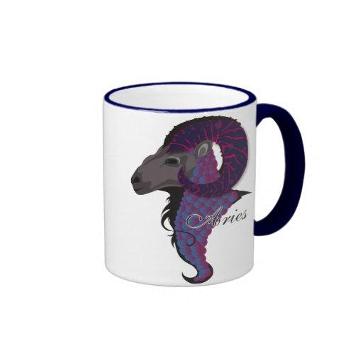 Starlight Aries Mugs