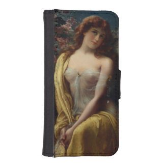 Starlight by Emile Vernon iPhone 5 Wallet Cases