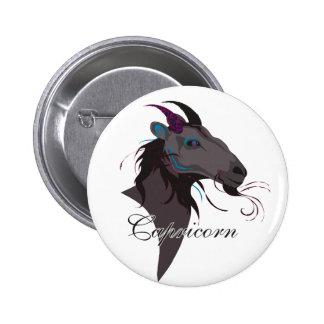 Starlight Capricorn Buttons