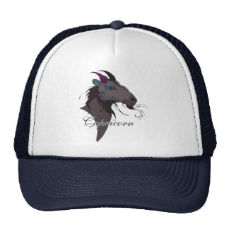 Starlight Capricorn Caps Trucker Hat