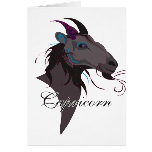 Starlight Capricorn Cards