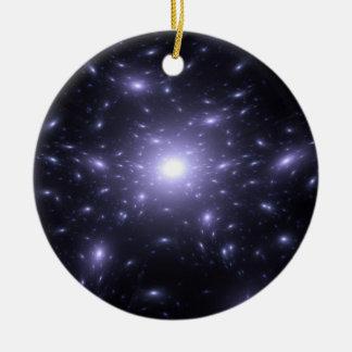 Starlight Ceramic Ornament
