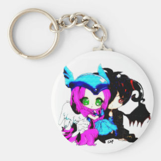 Starlight Custom Art Keychain
