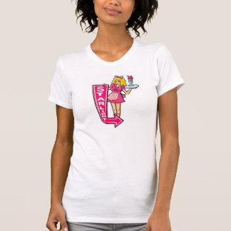 Starlight Diner Waitress T-Shirt
