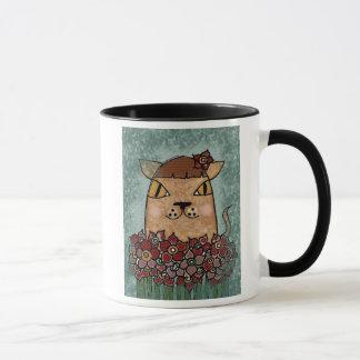 Starlight Flower Mug
