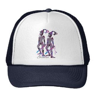 Starlight Gemini (Male) Caps Trucker Hat