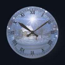 Starlight Globe Clock
