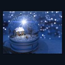 Starlight Globe Photo Print