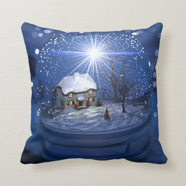 Starlight Globe Pillow