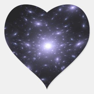 Starlight Heart Sticker