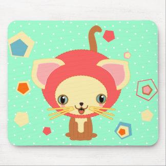 starlight kitten mousepads