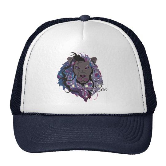Starlight Leo Caps Trucker Hat