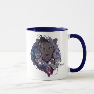Starlight Leo Mugs