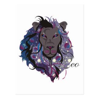 Starlight Leo Postcards