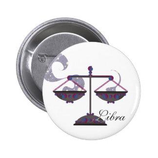 Starlight Libra Buttons