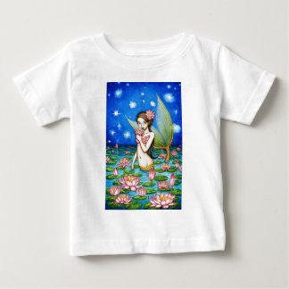 Starlight Lily Mermaid Baby T-Shirt