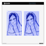Starlight Mary in Blue Decal For Kindle Fire
