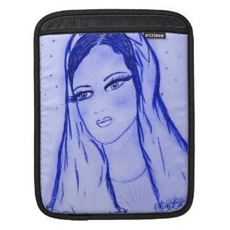 Starlight Mary in Blue Sleeve For iPads