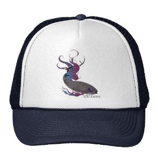 Starlight Pisces Caps Trucker Hat