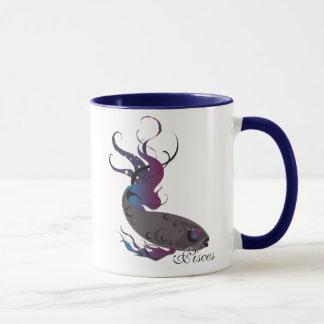 Starlight Pisces Mugs