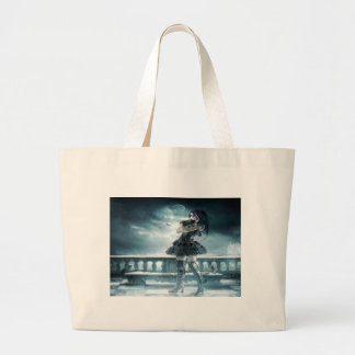 Starlight Princess Large Tote Bag