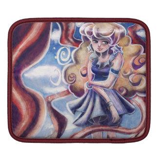 Starlight Princess Rickshaw Sleeve iPad Sleeves