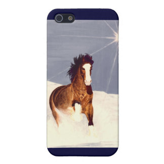 Starlight Run iPhone SE/5/5s Cover