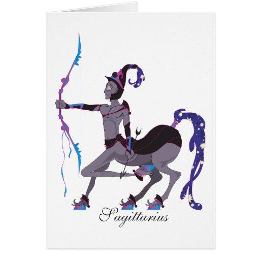 Starlight Sagittarius (Male) Cards