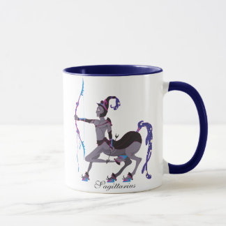 Starlight Sagittarius (Male) Mugs