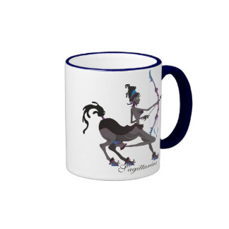 Starlight Sagittarius Mugs