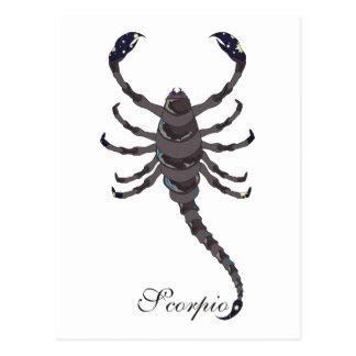 Starlight Scorpio Postcards