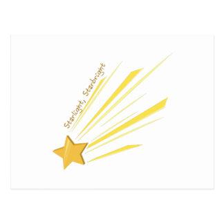 Starlight Starbright Post Card