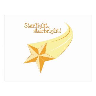Starlight Starbright Postcard