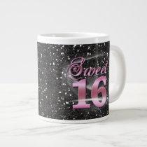 Starlight Sweet 16 Large Coffee Mug