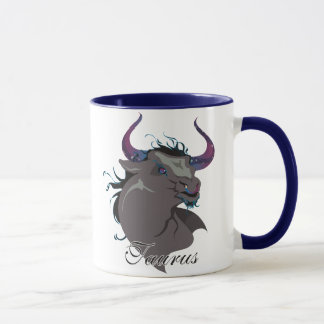 Starlight Taurus Mugs
