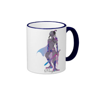 Starlight Virgo Male Mugs
