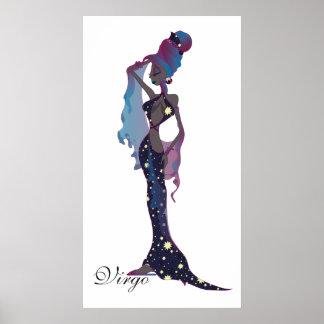 Starlight Virgo Print