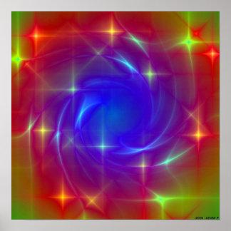 Starlights #2a poster